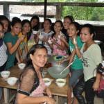Teachers Enjoying Snacks In-between Activities
