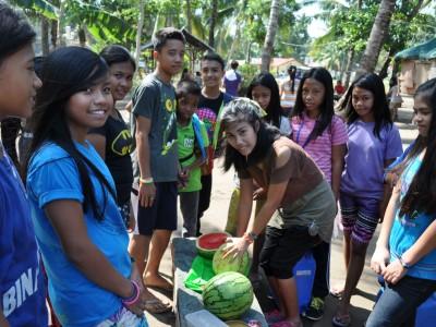 Binalbagan High School - Overnight Retreat